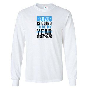 Men's TO BE MY YEAR T-Shirt Long Sleeve